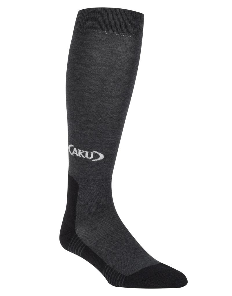 AKU Socks Trekking High Grey/Black