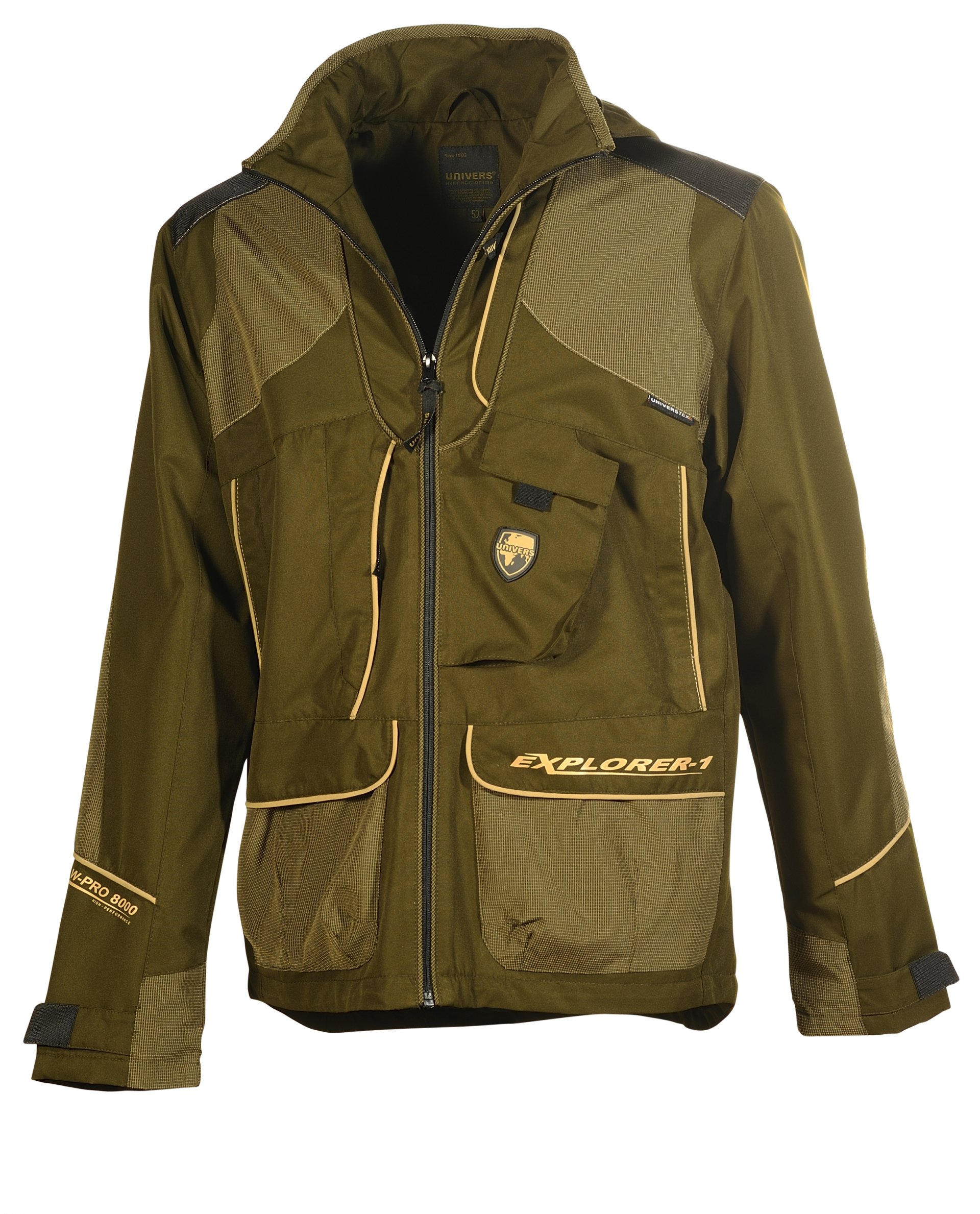 Univers Waterproof Explorer Jacket 91054/402