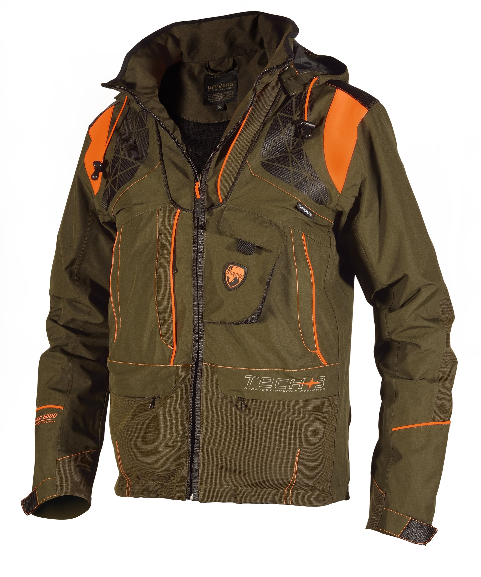 Univers Waterproof Jacket 91142/392