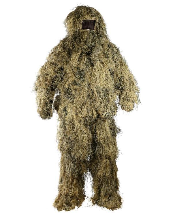 Kombat Ghillie Suit - Adult - Desert M/L