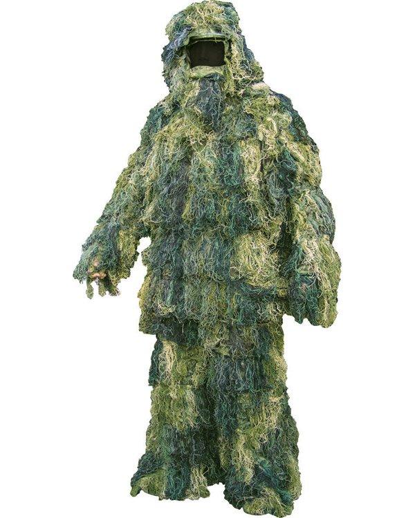 Kombat Ghillie Suit - Adult - Woodland XL/XXL