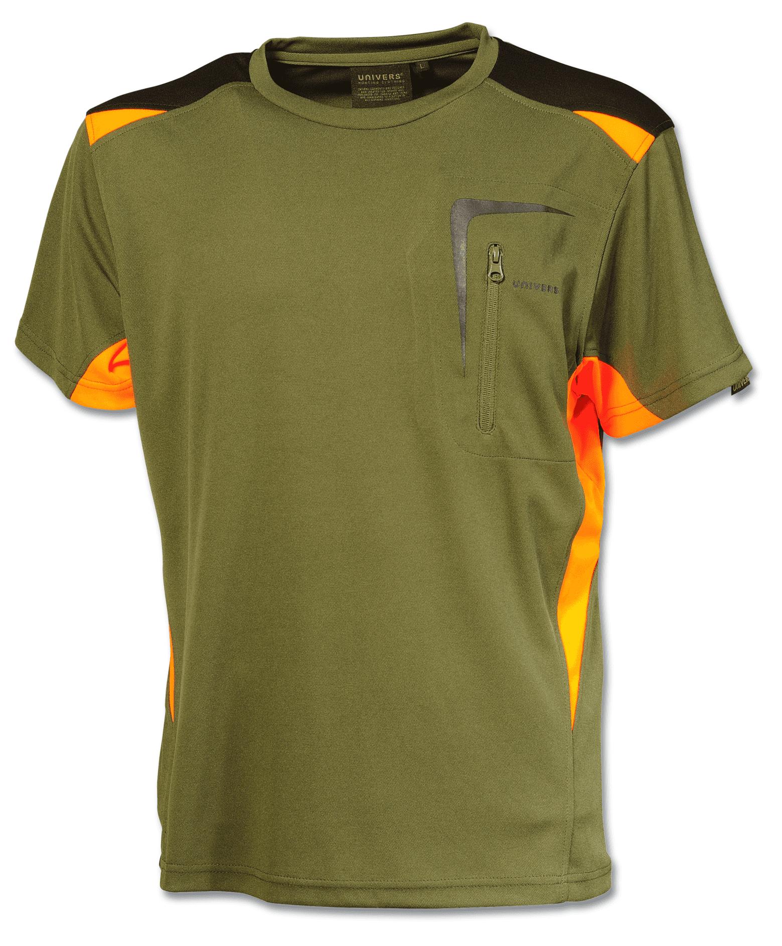 Univers Technical T-shirt S/S 94107 / 392