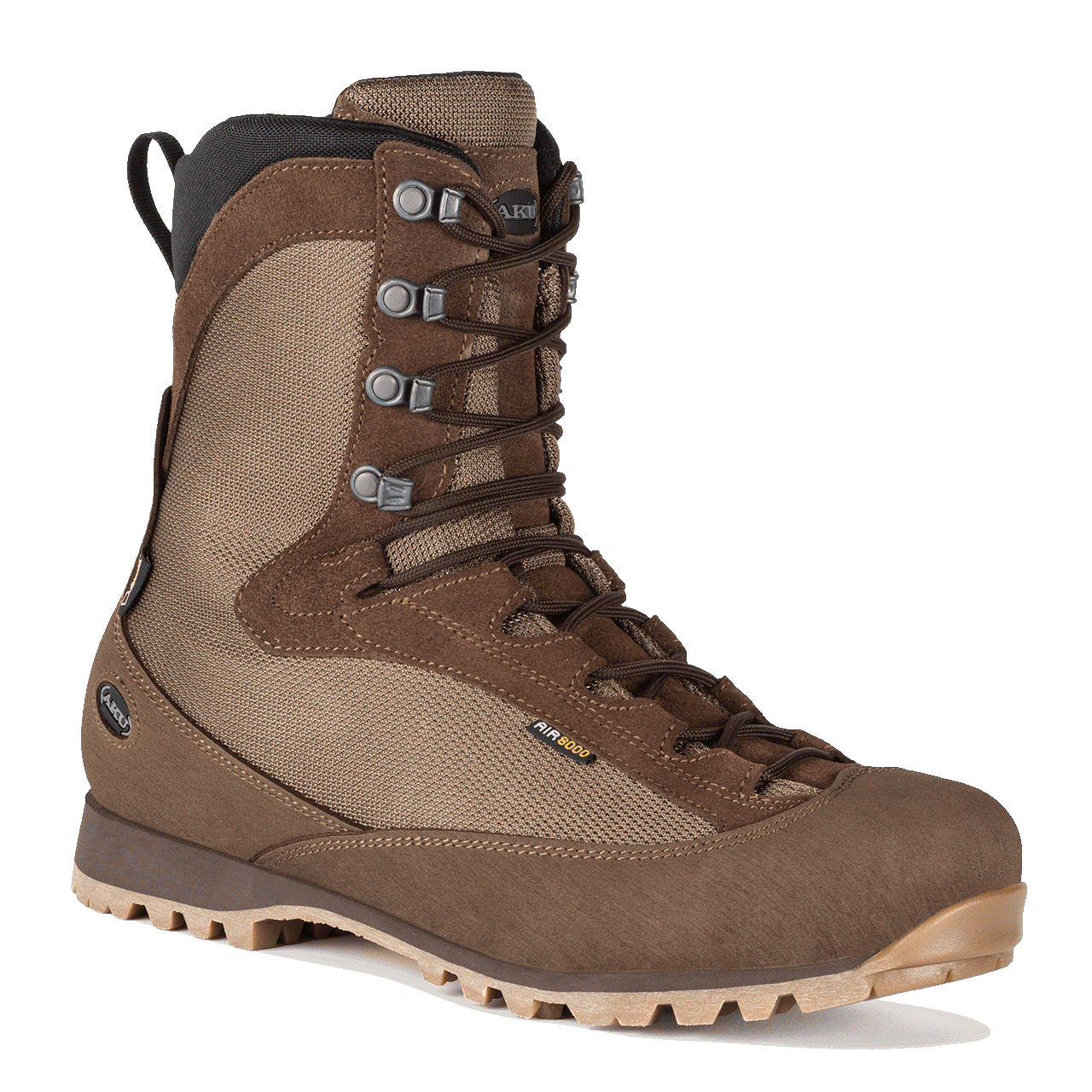 AKU Pilgrim HL GTX Brown