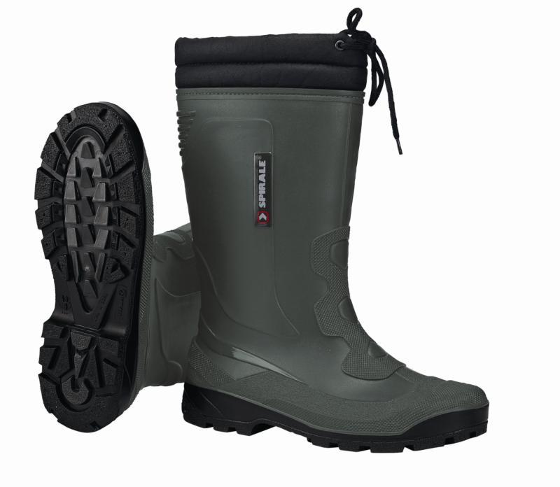Spirale Boots GREEN/Black