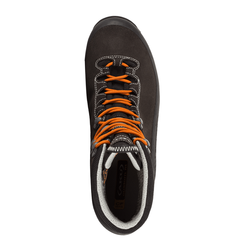 AKU Superalp GTX Brown/Orange