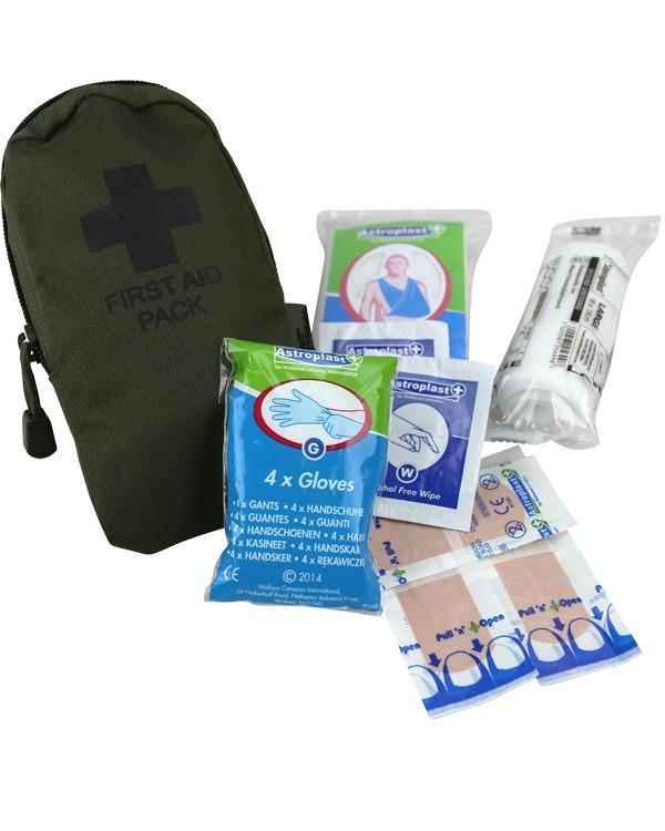 Kombat First Aid Kit - Olive Green