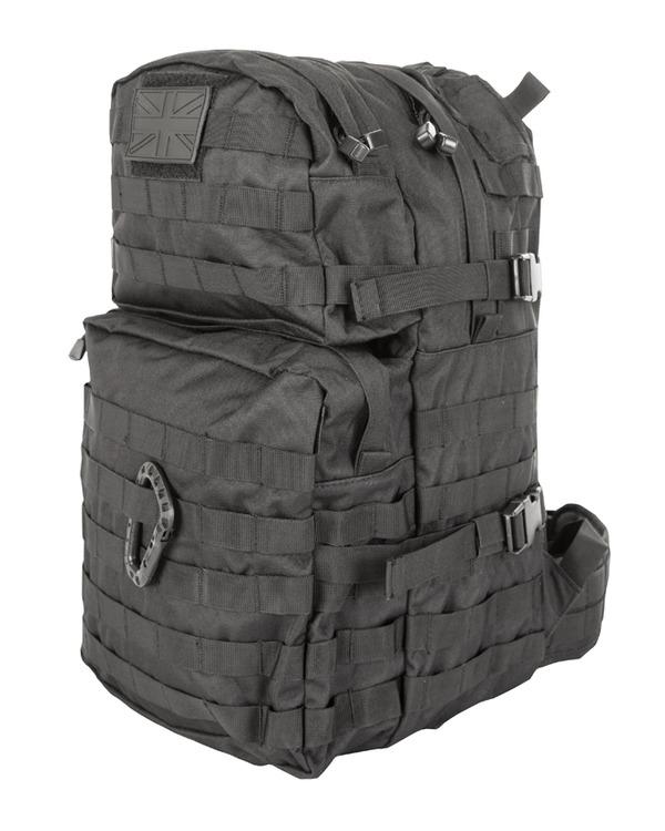 Kombat Medium Molle Assault Pack 40 Litre Black