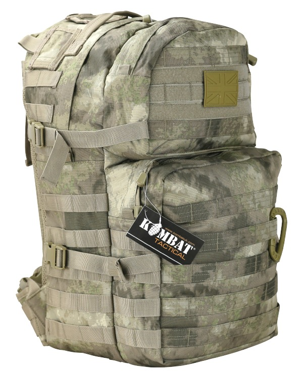 Kombat Medium Molle Assault Pack 40 Litre Raptor Jungle