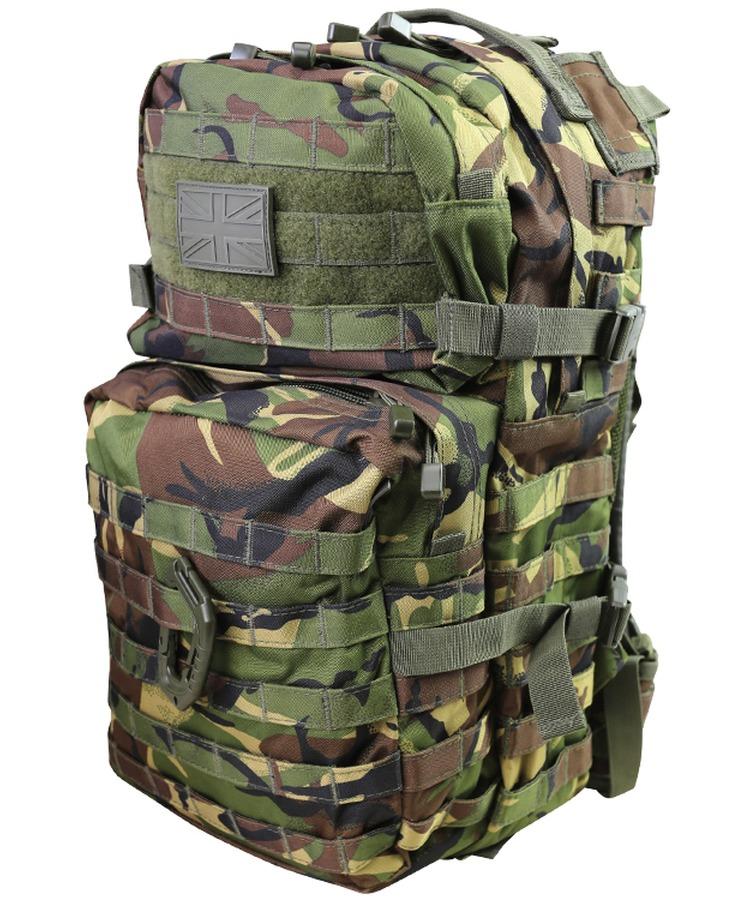 Kombat Medium Molle Assault Pack 40 Litre DPM