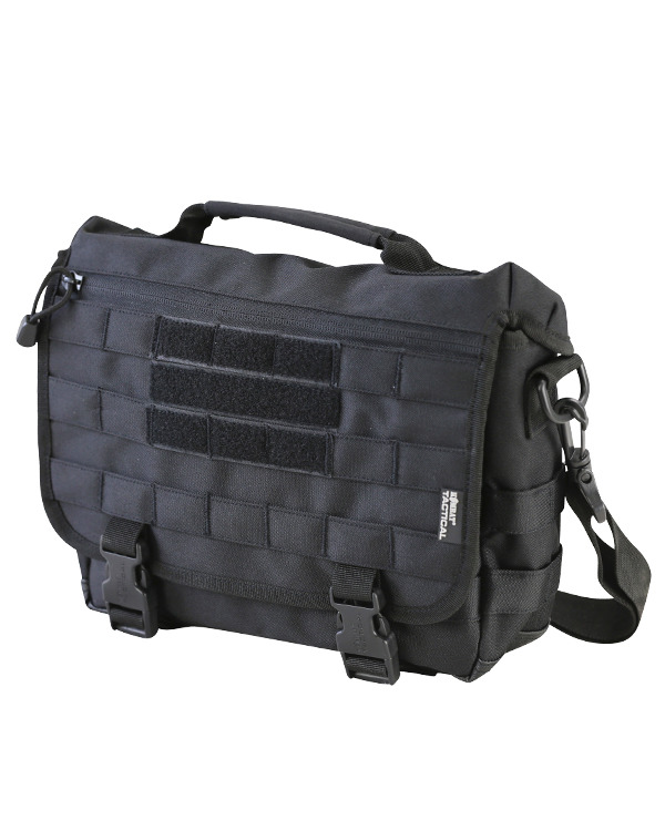 Kombat Small Messenger Bag 10 Litre Black