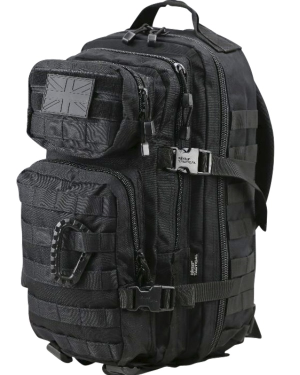 Kombat Small Molle Assault Pack 28 Litre Black