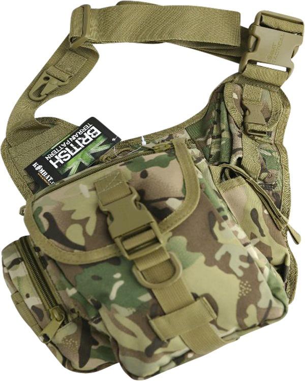 Kombat Tactical Shoulder Bag 7 Litre - BTP