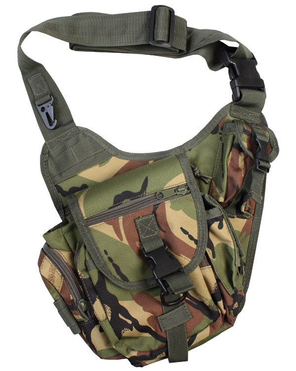 Kombat Tactical Shoulder Bag 7 Litre - DPM
