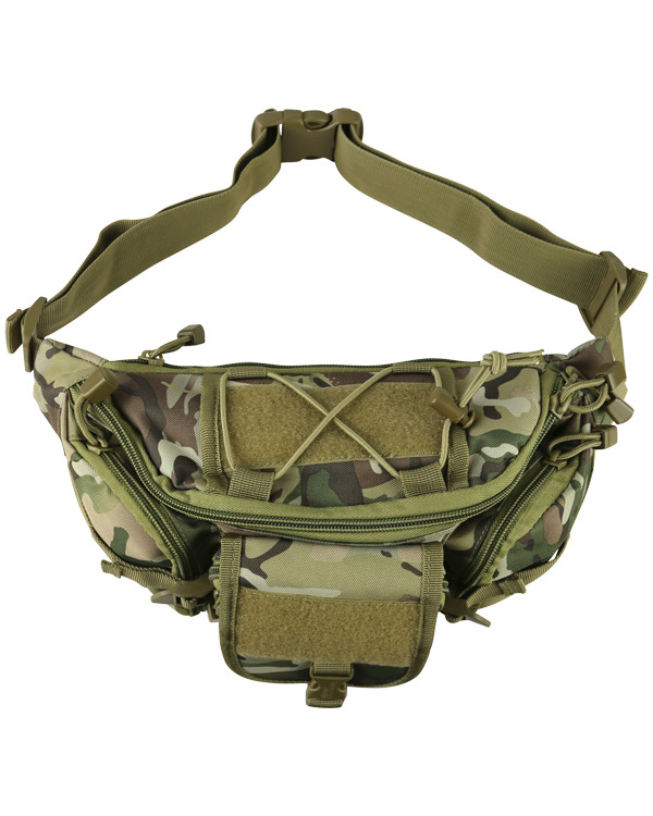 Kombat Tactical Waist Bag 3 litre BTP