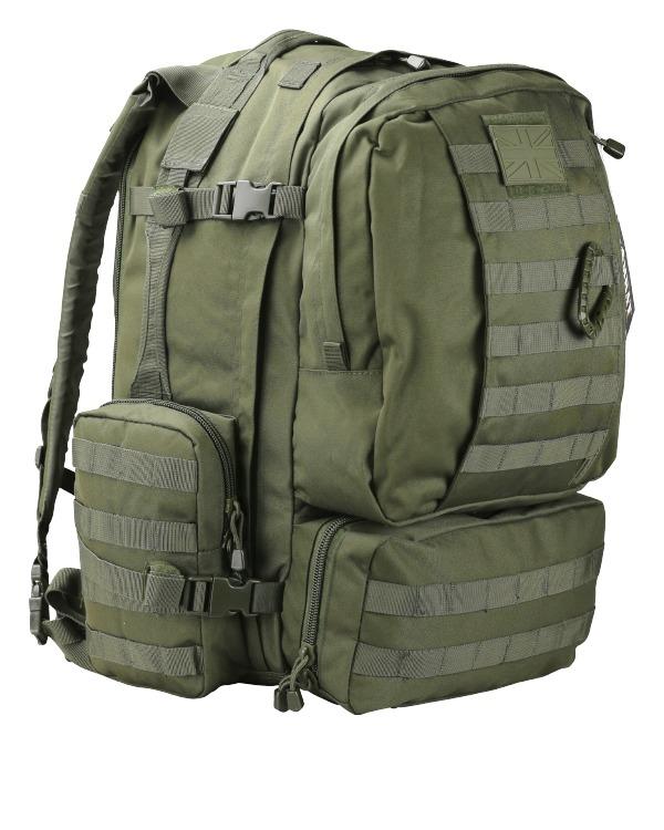 Kombat Viking Patrol Pack 60 Litre Olive Green