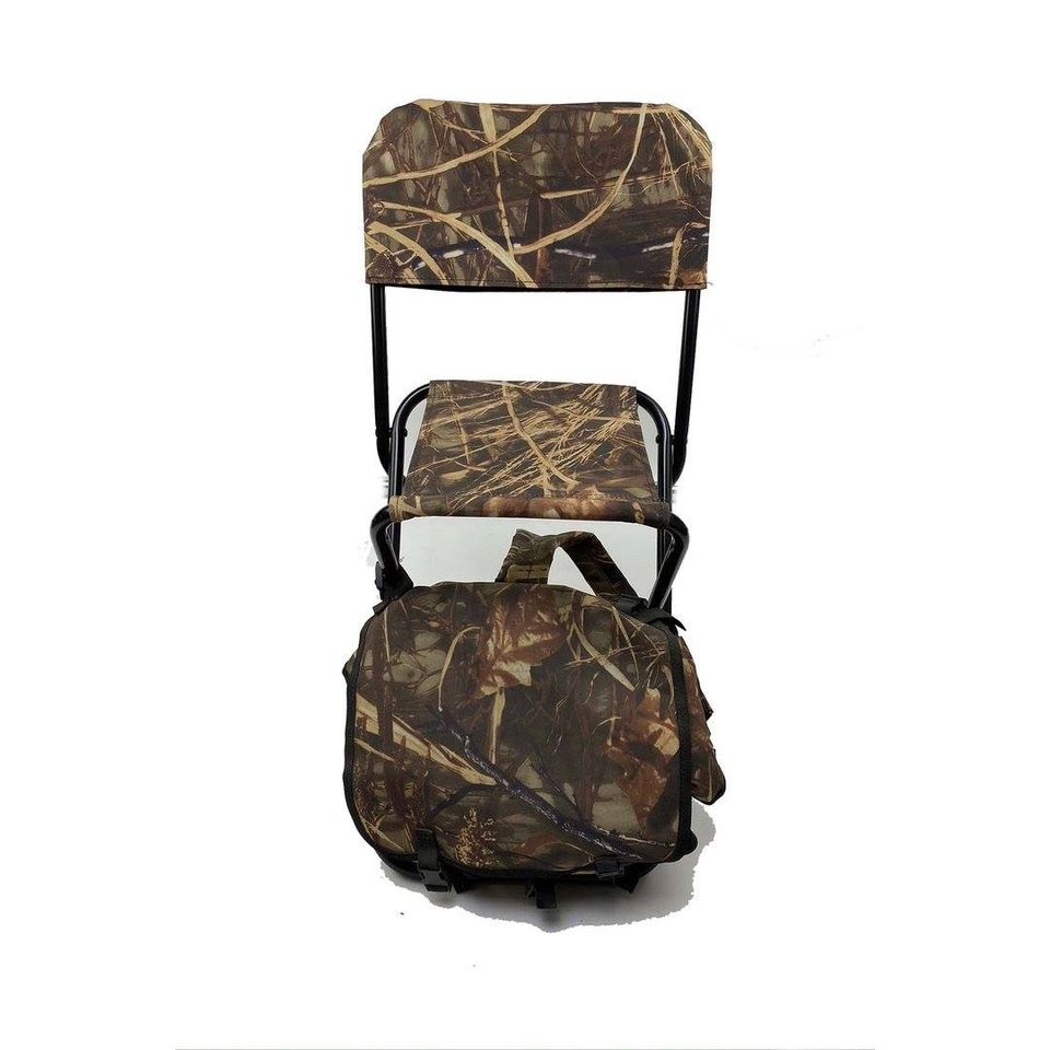 CHAIR FOLLOW ME WITH STORAGE BACKPACK (FOREST)
