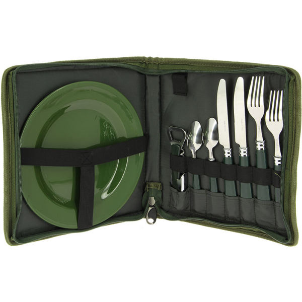 NGT Day Cutlery PLUS Set in Camo (600-C)