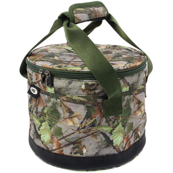 NGT Cooler Bag With Handles & Zip Cover in Camo (325-C)