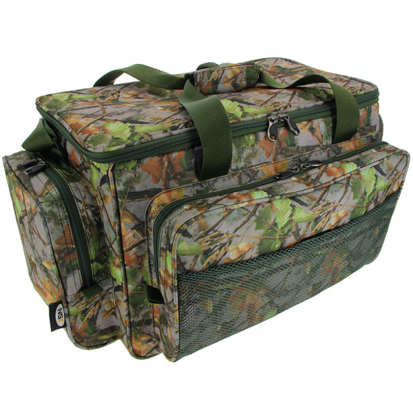 NGT Camo Cooler Bag Carryall (709-C)