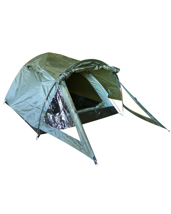 Kombat Elite Tent - Olive Green (2 Person, Twin Skin)