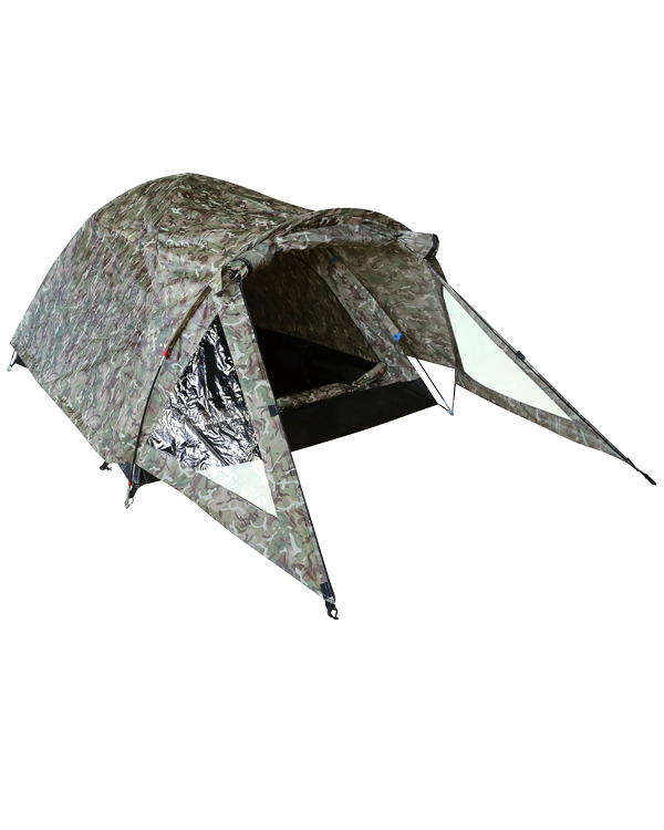 Kombat Elite Tent - BTP (2 Person, Twin Skin)