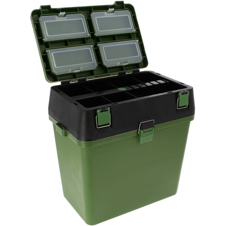 NGT Fishing Seat Box System