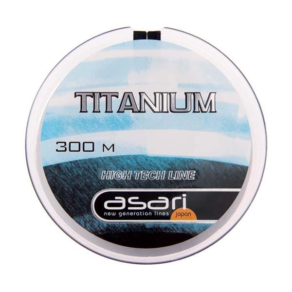 ASARI TITANIUM HIGH TECH LINE 300m - 0.28mm.