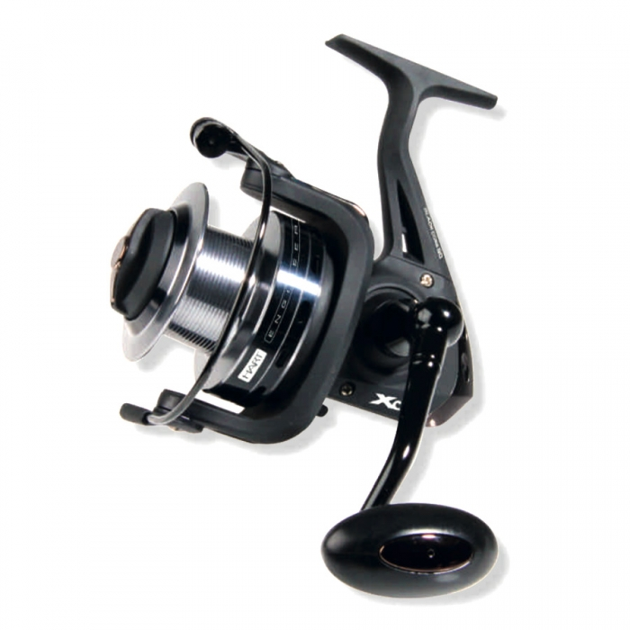 EVIA HART REEL X-CAT BLACK CORE 80- 4.1:1-4+1bb