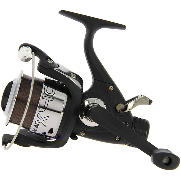 NGT Max40 2BB 'Carp Runner' Reel With 10lb Line