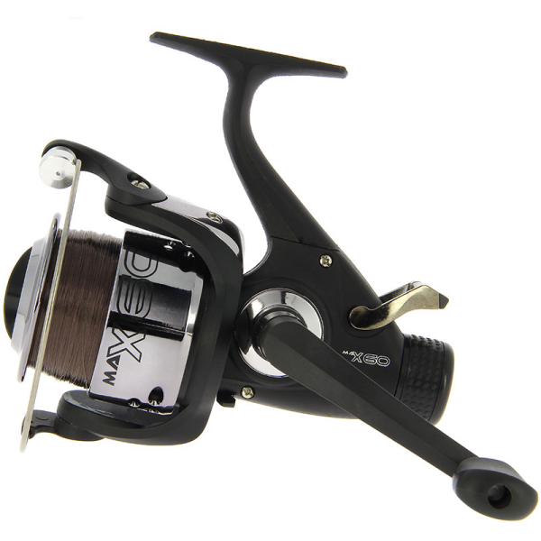 NGT Max60 2BB 'Carp Runner' Reel With 10lb Line