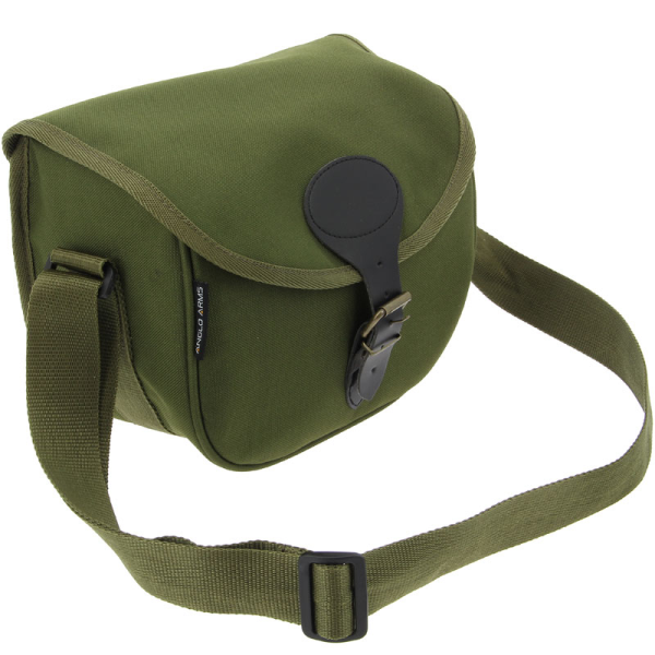 ANGLO ARMS CARTRIDGE BAG IN GREEN (014-GRN)