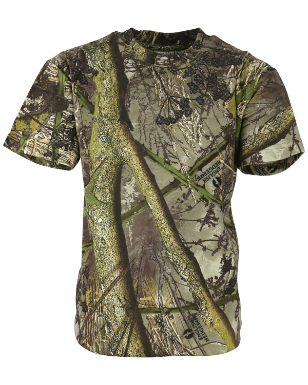 Kombat Kids Hunting T-Shirt - English Hedgerow