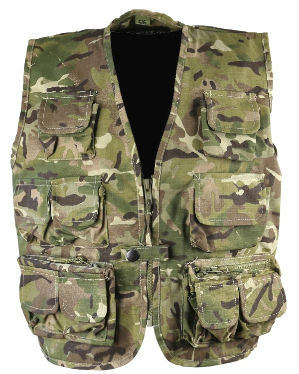 Kombat Kids Tactical Vest - BTP
