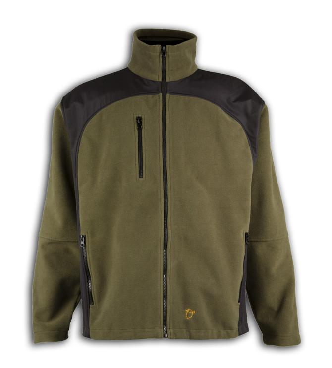 Toxotis Waterproof Fleece 072 Green