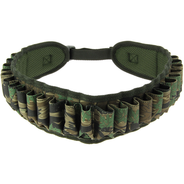 Anglo Arms 12 Bore Shotgun Cartridge Belt Holder in Camo (013-C)