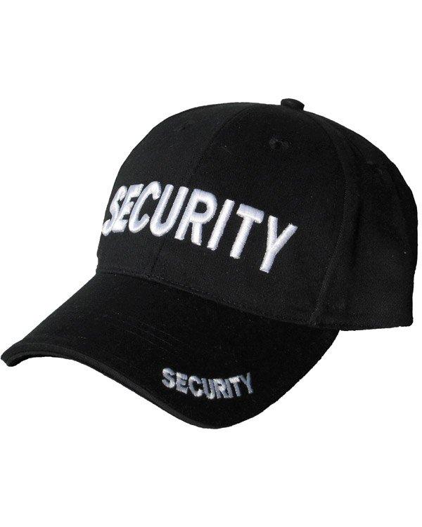 Kombat 3D Baseball Cap - Security