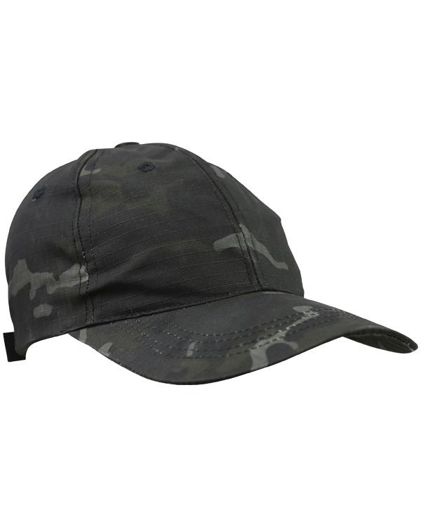 Kombat Adults Baseball Cap - BTP Black