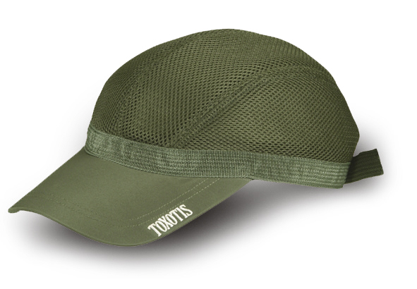 Toxotis Hat Green KA-02G