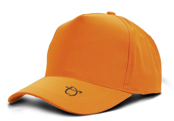 Toxotis Hat Orange