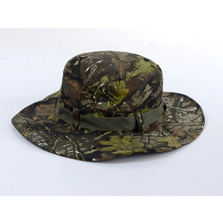 HAT CAMOUFLAGE GREEN
