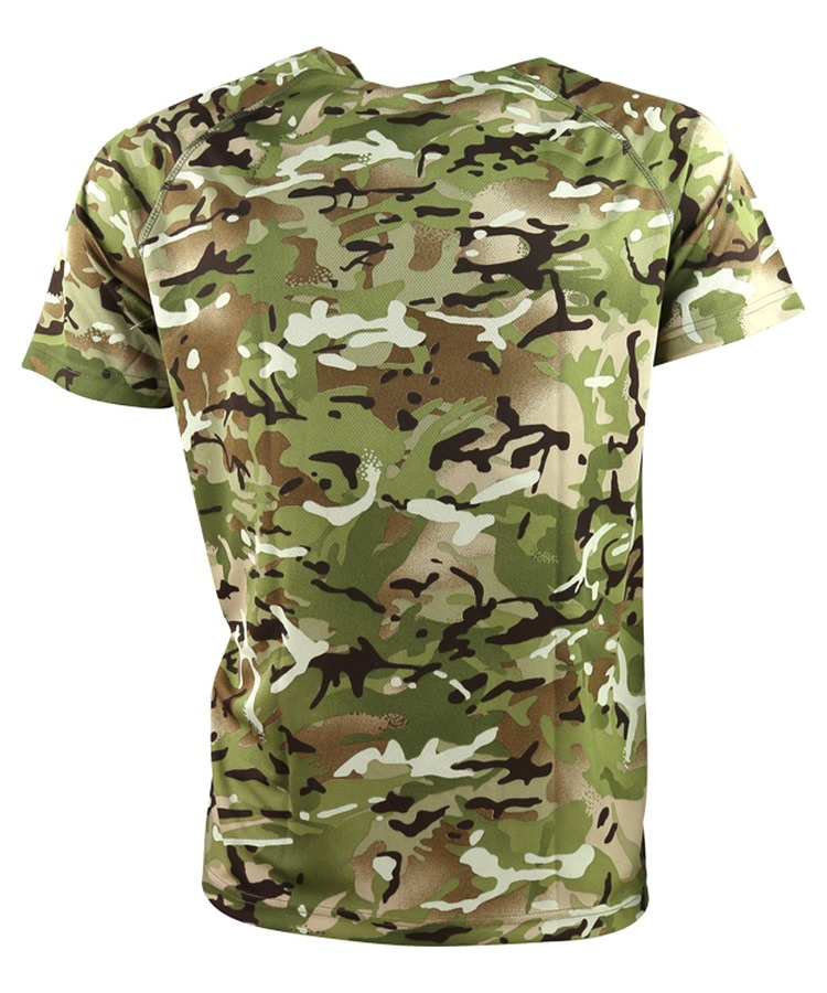 Operators Mesh T-shirt - BTP