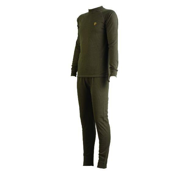 Toxotis Thermal Underwear Set Green 090S