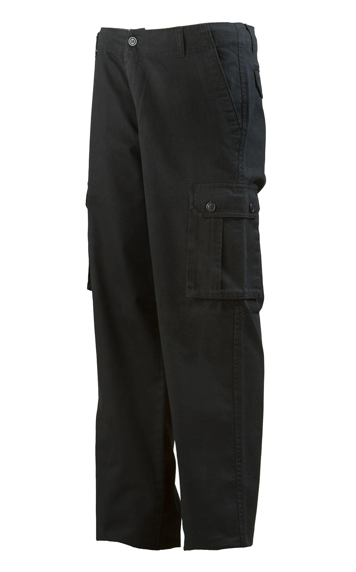 Toxotis Trouser Black 2019B