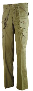 Univers Light Casual Trousers 9265 / 01