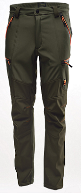 UNIVERS SOFTSHELL WATERPROOF TROUSERS 92023/392
