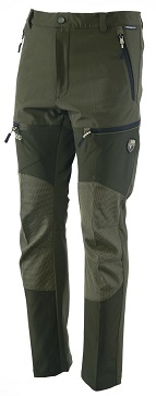 UNIVERS TROUSER SOFTSHELL WATERPROOF 92199/400