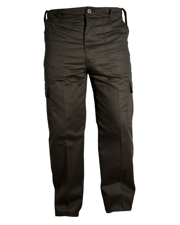 KOMBAT TROUSER - BLACK