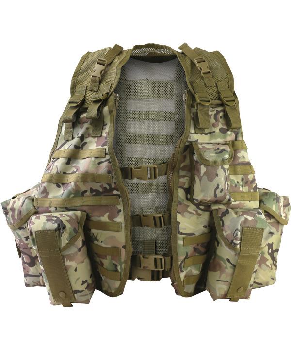 Kombat Official MOD Cadet Vest - BTP (MK4)