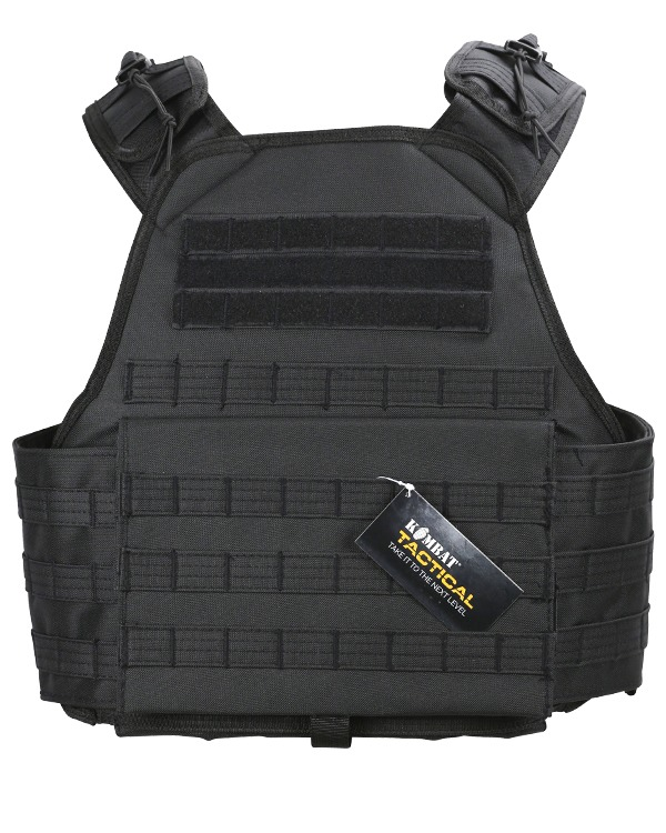 Kombat Viking Molle Battle Platform - Black