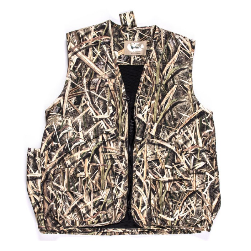UNIVERS TEX HUNTING VEST MOSSY OAK 93770 / 162